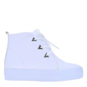 Sneakers dama Daphne alb - Incaltaminte Dama - Sneakers Dama
