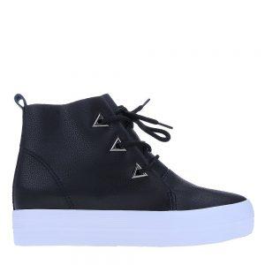 Sneakers dama Daphne negru - Incaltaminte Dama - Sneakers Dama