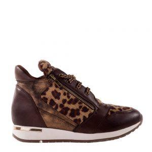 Sneakers dama Honey maro - Incaltaminte Dama - Sneakers Dama