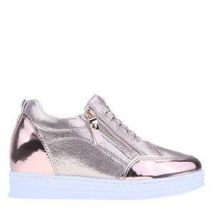 Sneakers dama Julliene bej - Incaltaminte Dama - Sneakers Dama