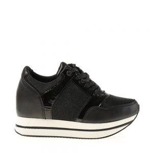 Sneakers dama Senaida negru - Incaltaminte Dama - Sneakers Dama