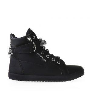 Sneakers dama Verna negru - Incaltaminte Dama - Sneakers Dama