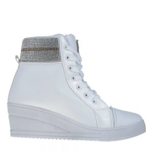 Sneakers dama Vickie alb - Incaltaminte Dama - Sneakers Dama