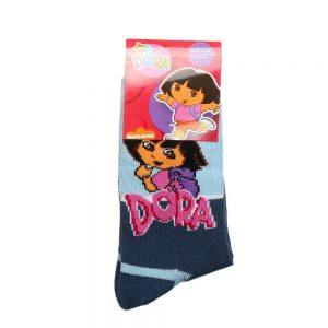 Sosete copii Dora navy cu bleu - Aксесоари - Aксесоари Детски