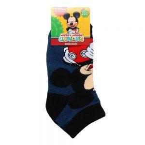 Sosete copii Mickey Mouse albastre cu negru - Aксесоари - Aксесоари Детски
