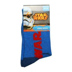 Sosete copii Star Wars albastre - Aксесоари - Aксесоари Детски