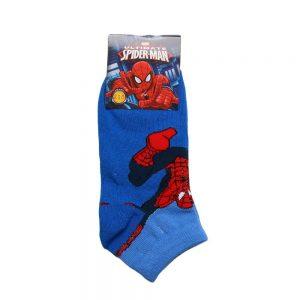 Sosete copii Ultimate Spider-Man albastre cu bleu - Aксесоари - Aксесоари Детски