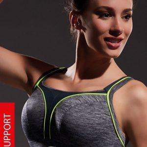 Sutien sport Jump - Lenjerie pentru femei - Sutiene si topuri