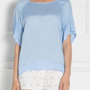 Top in nuante pastel Albastru - Imbracaminte - Imbracaminte / Topuri