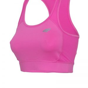 Top sport de dama Pink cupe neintarite - Lenjerie pentru femei - Sutiene si topuri