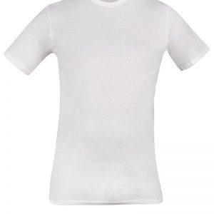 Tricou barbatesc 090 alb din bumbac - Lenjerie pentru barbati - Tricouri  maiouri