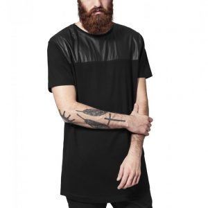 Tricouri barbati lungi umeri piele ecologica - Tricouri lungi - Urban Classics>Barbati>Tricouri lungi