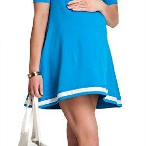 Tunică Lala Turquoise - Produse > Haine pentru gravide > Rochii -