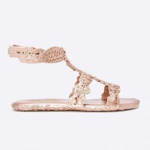 Melissa - Sandale Campa Barroca S - Încălţăminte - Papuci şi sandale