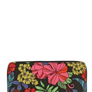 Mi-Pac -Borsetă pentru cosmetice Tropical Floral Neon - Accesorii - Gadgeturi şi accesorii