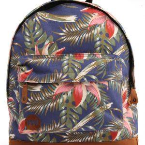 Mi-Pac - Rucsac Palm Floral Navy - Accesorii - Rucsacuri