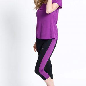 Nike - Colanti Trening Essential Capri - Îmbrăcăminte - Pantaloni şi leggings