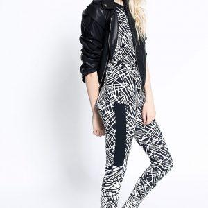 Nike Sportswear - Colanti Leg-A-See-Aop - Îmbrăcăminte - Pantaloni şi leggings