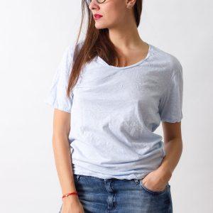 Tricou COS Bleu - FEMEI - TRICOURI DE DAMA