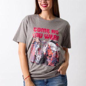 Tricou Cehap Monday Print - FEMEI - TRICOURI DE DAMA
