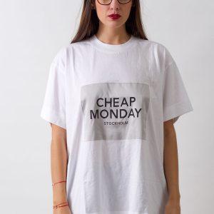 Tricou Cheap Monday Stock - FEMEI - TRICOURI DE DAMA
