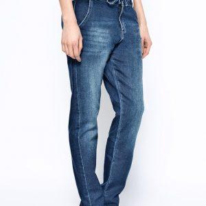 Wrangler - Jeansi Slouchy Ocean Nights - Îmbrăcăminte - Jeans
